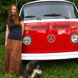 My Loves, my Bus Joplin and The Love Dog